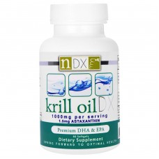Krill Oil 1000mg - 60 softgels