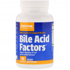 Bile Acid Factors - 90 capsules