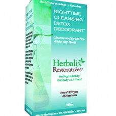 Herbalix Nightime Cleansing Detox Deodarant