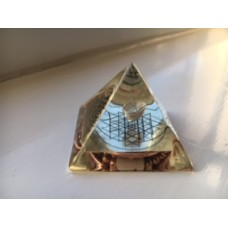 Orgone Energy Pyramid Small