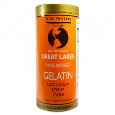 Great Lakes Non Hydrolized Gelatin - 160z