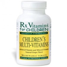 Rx Vitamins Childrens Multi Vitamin - 90 tablets