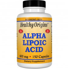 Alpha Lipoic Acid 600mg - 150 capsules