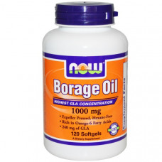 Borage Oil - 120 softgels